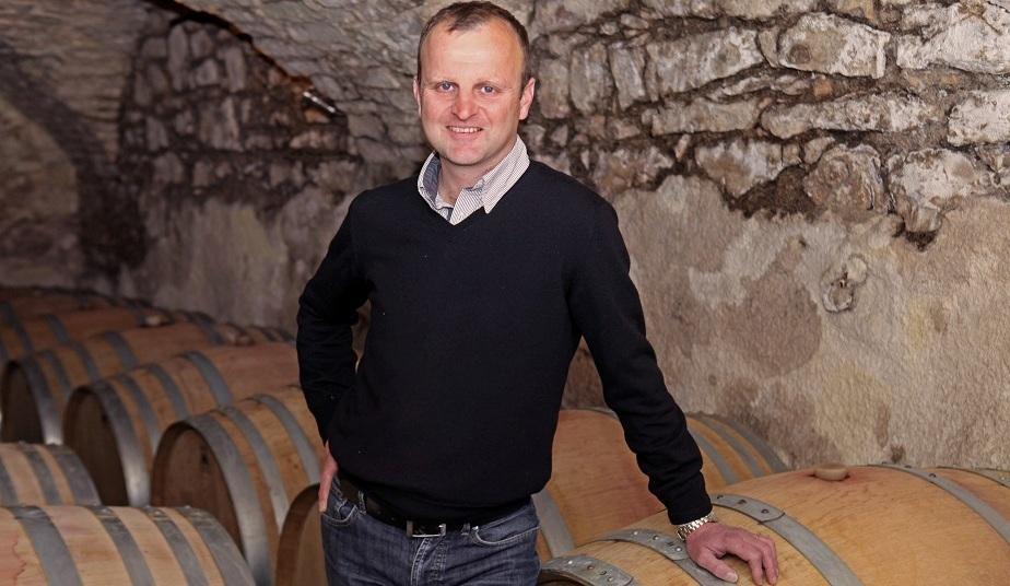 Regis Valentin vigneron en Pic Saint Loup